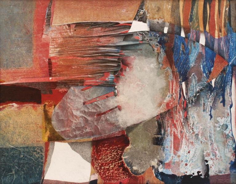 Sikko mulder kunstschilder en docent tekenen schilderen werk